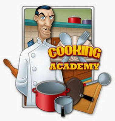 Cooking Academy Cover