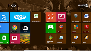 Solución: Pantalla Negra Windows 8