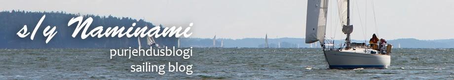 s/y Naminami / Purjehdusblogi / Jon 33 / Tuomas Pelto / Anu Kainulainen