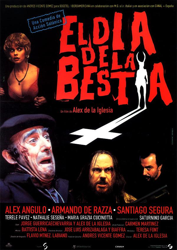 El Dia de la Bestia 1995 (dvdrip esp) Alex de la Iglesia