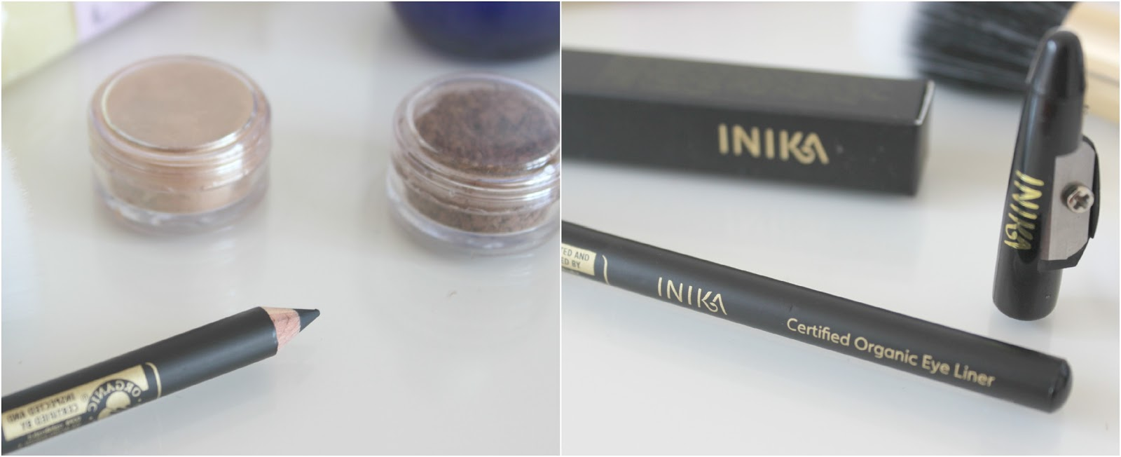 A picture of vegan friendly Inika Black Caviar Eyeliner