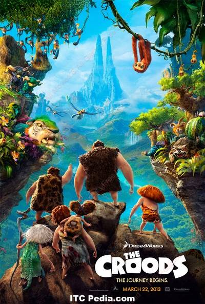 The Croods (2013) TS XviD - DIRTYMARY