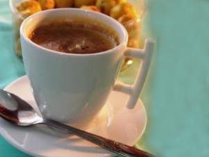 susu kopi karamel