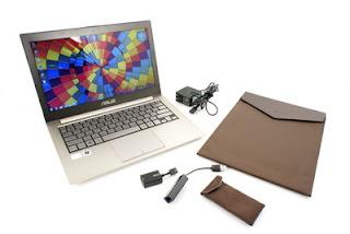 harga terbaru ultrabook Asus Zenbook UX31 2012