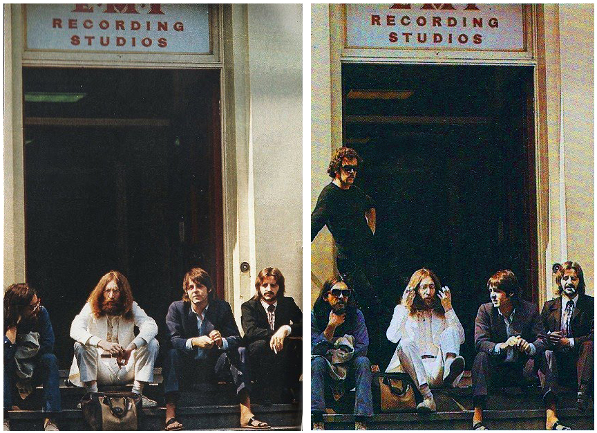 Shooting Film: Behind The Scenes of The Iconic Abbey Road Cover ...