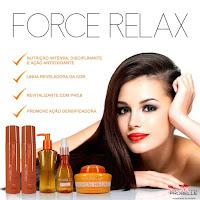 Probelle Force Relax: Recuperação instantânea de cabelos danificados