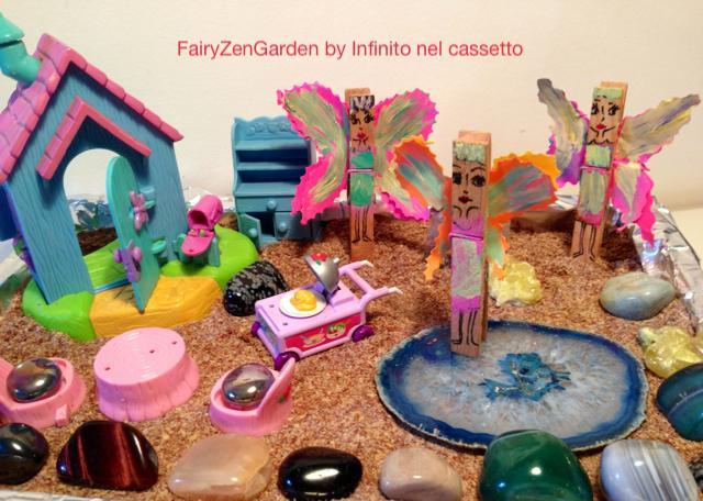 L 39 infinito nel cassetto creazioni accessori decorazioni e laboratori per adulti e bambini il - Il giardino di giada ...