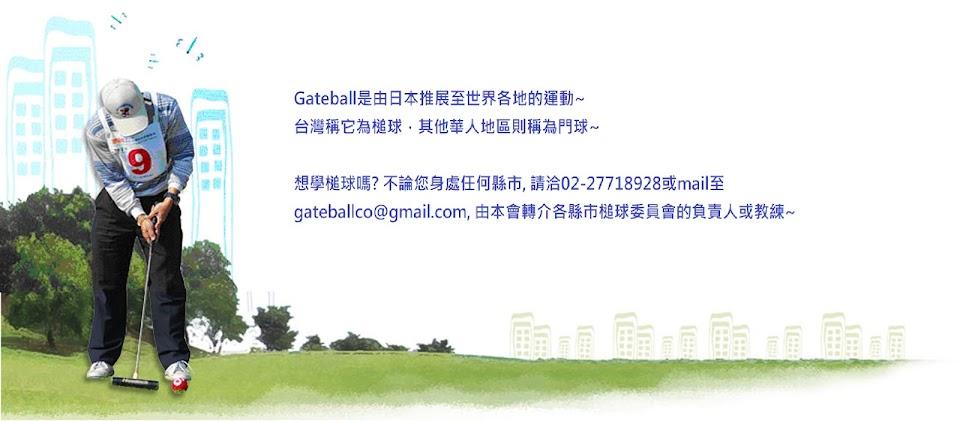 中華民國槌球協會