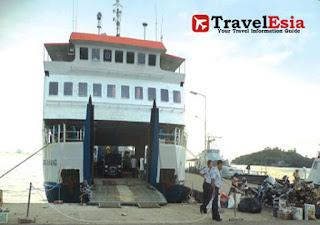Pengangkutan Ke Pulau Nias