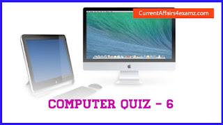 Computer Quiz for IBPS PO 2015