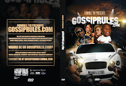 GOSSIPRULES.COM DVD BLOG ISSUE #1 & #2