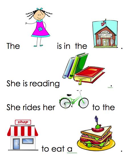 How to write a rebus story