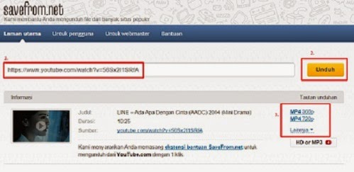 cara mudah banget download video youtube terbaru