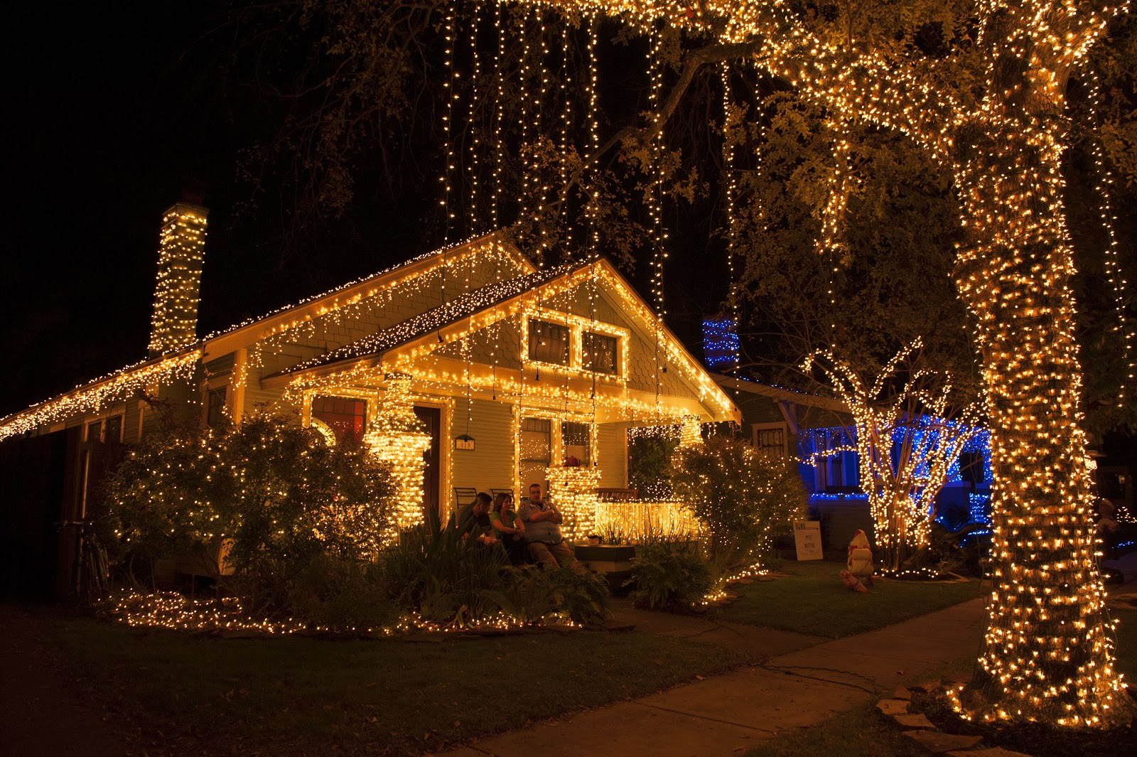 Lights In The Heights Houston