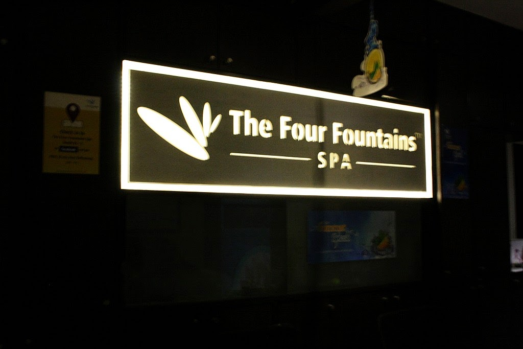 The Four Fountains Spa - Delhi, Tanvii.com