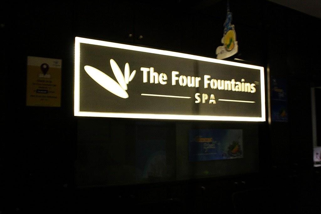 The Four Fountains Spa - Delhi, Tanvii.com