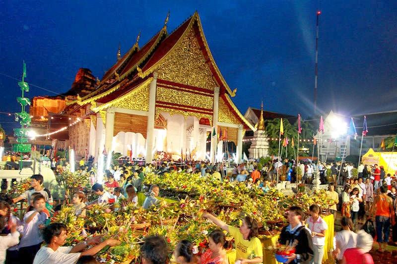 Inthakin – il festival del pilastro della città