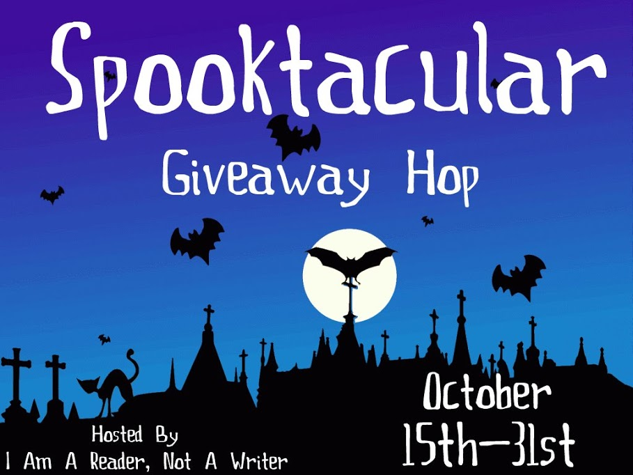 Spooktacular Giveaway Hop! (INT)