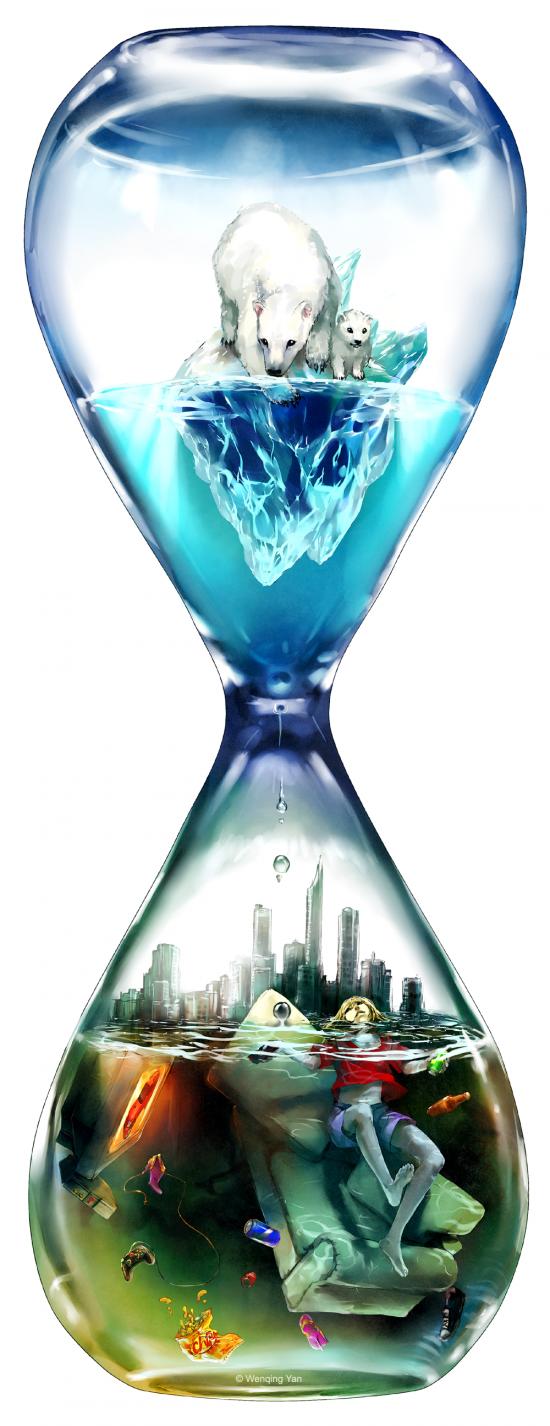 ALLPE Medio Ambiente Blog Medioambienteorg Un Reloj De