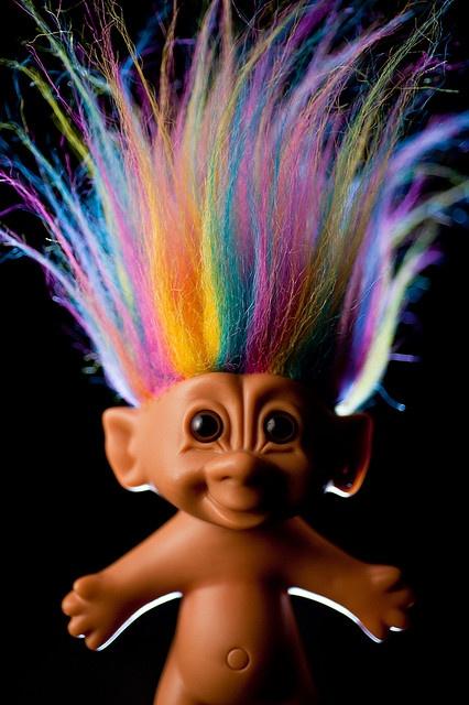 Retro Kimmer S Blog Retro Kimmer Loves Troll Dolls