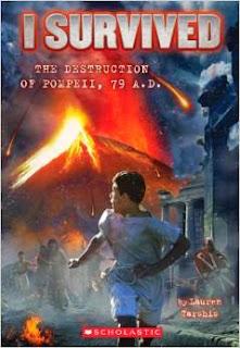 I Survived #10: I Survived the Destruction of Pompeii, AD 79