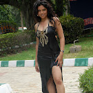 Masala Actress Brindha in Black Spicy Stills