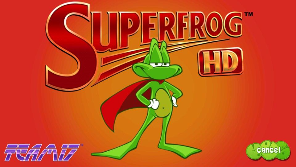 Superfrog HD APK Full