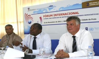 Presidente da Lusa propõe criação de agência noticiosa global de língua portuguesa