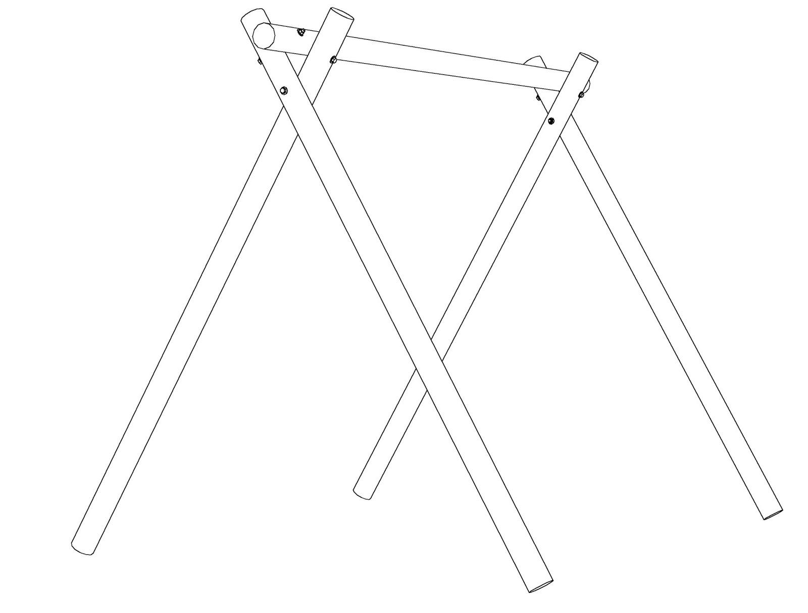 Costruire facile come costruire un 39 altalena in legno - Facciamo saltare i bulloni a questo divano ...