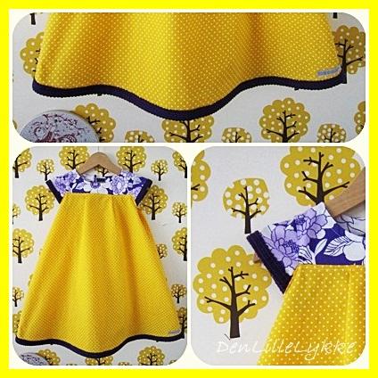 Se min kjole den er gul som solen