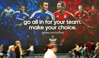 Gánate las prendas oficiales del Chelsea y Bayern