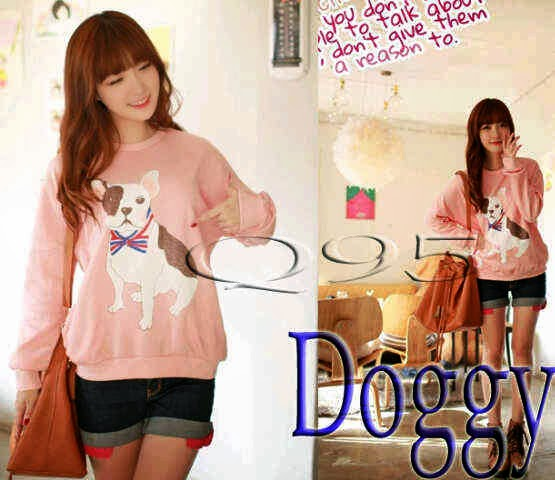 DOGGY SWEATER EC38DGS