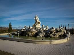 Reproducción de La Fontana de Trevi, Parque Europa