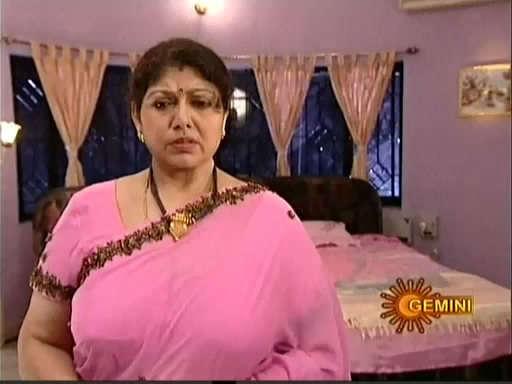 A4 Adult: Old actress Y Vijaya huge milk tankers