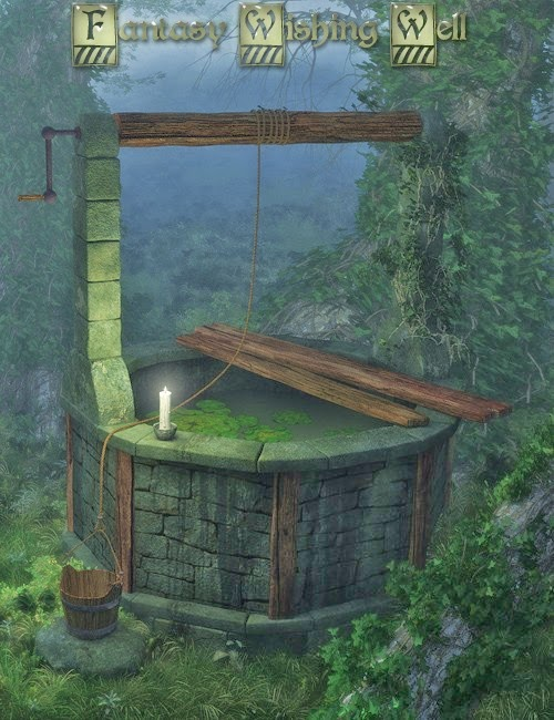 Imagination Wishing Well