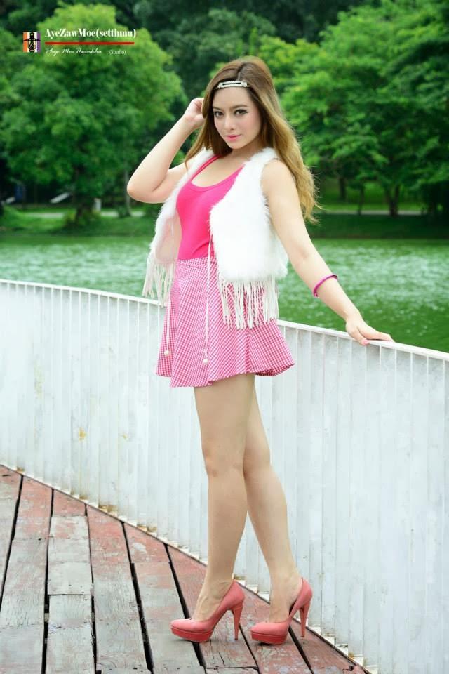Su Myat Noe Kyaw - Myanmar Model