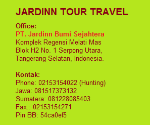About Jardinn Tour & Travel
