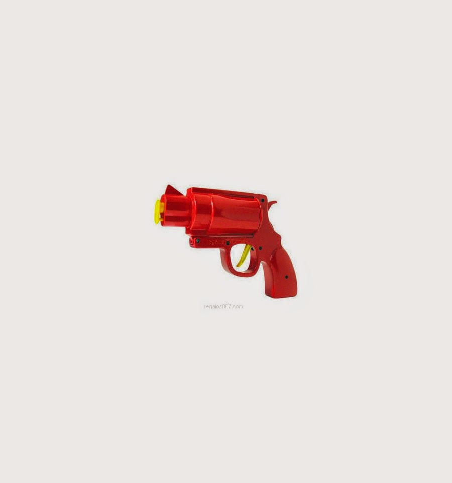 Pistola que dispara Ketchup
