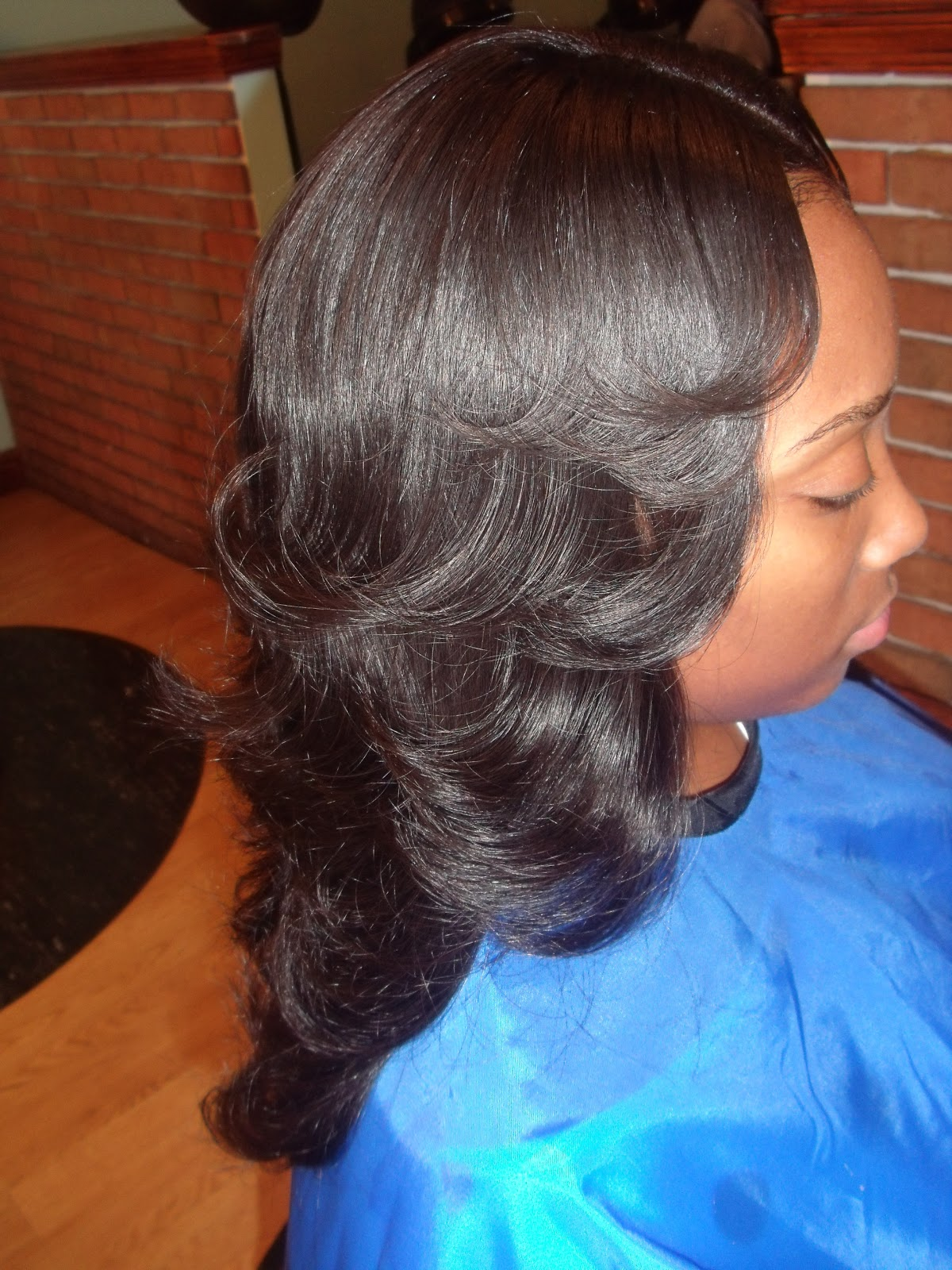 Partial Sew in Weave Hairstyles