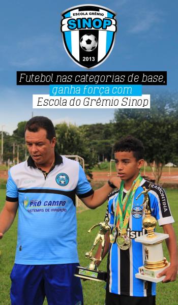 Escola Grêmio Sinop