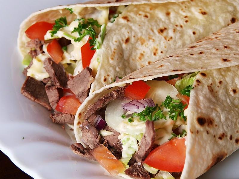 A culinária do oriente médio