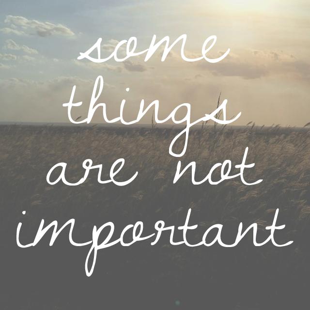 Not Important Enough Quotes. QuotesGram