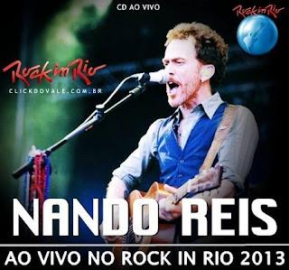 Nando Reis - Rock in Rio 2013