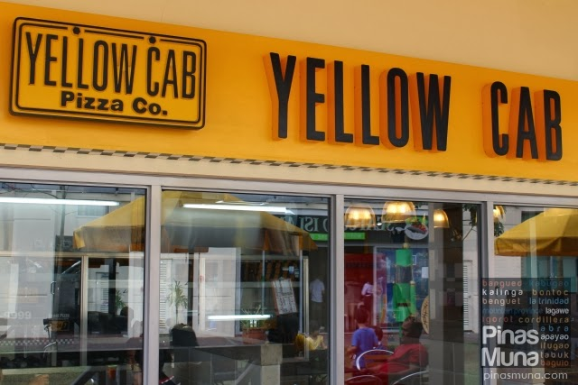 Yellow Cab Pizza Baguio Technohub