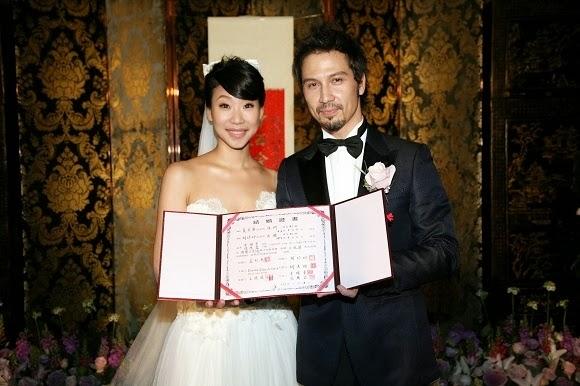 胡婷婷與Julio去年1月結婚,當時Julio赴台在2012跨2013年的晚會上飆唱情歌,並公開向胡婷婷示愛,之後馬上閃婚;兩人結婚時,僅相識100多天