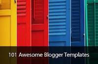 download template blog gratis