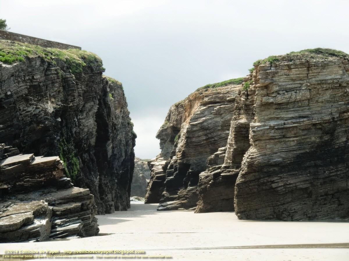 Playa de las Catedrales 12