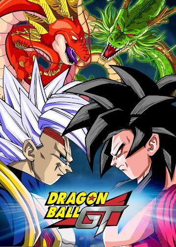 Dragon Ball GT (Serie Completa DVDRip Español Latino)