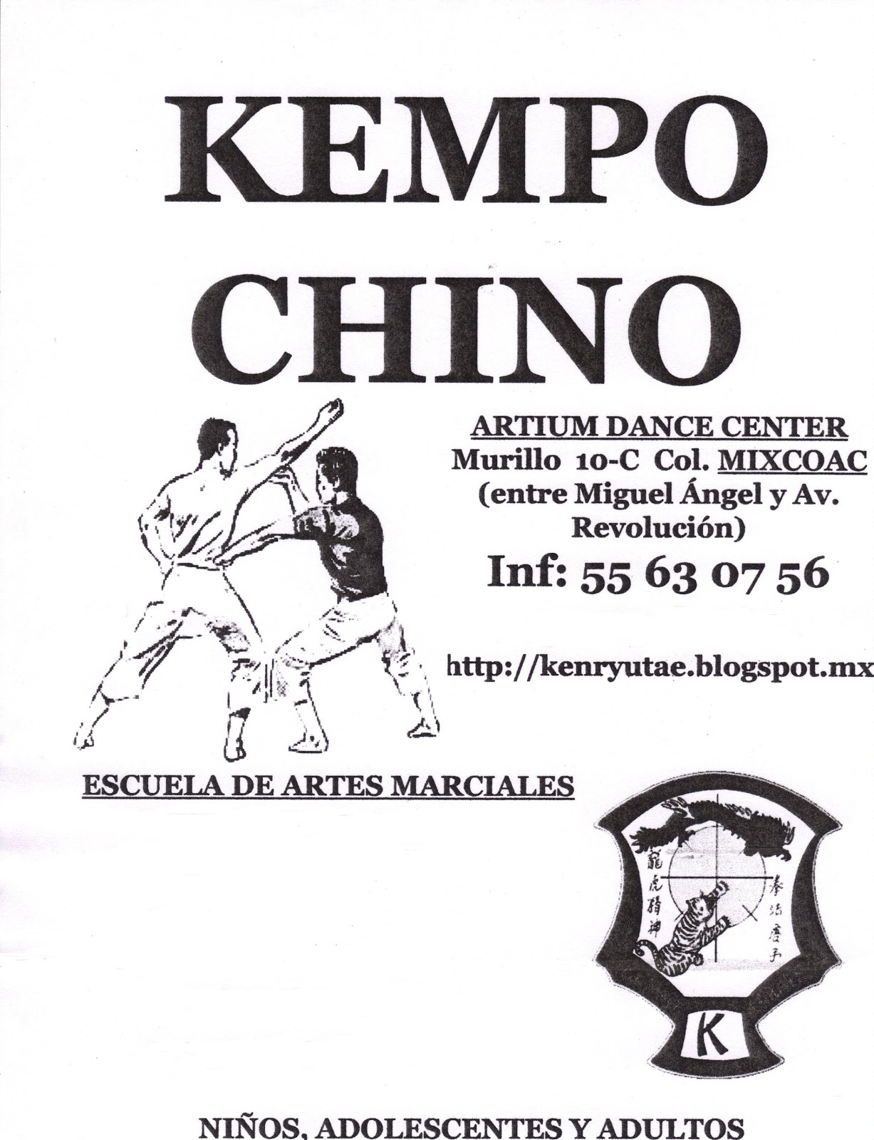kempo  kenpo chino