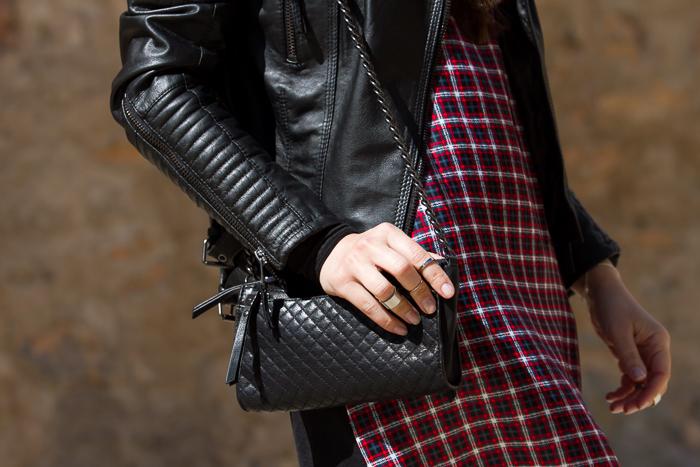 Accesorios rock blogger moda
